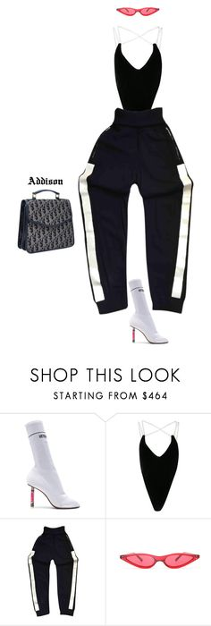 """"""""""" by fashionoise ❤ liked on Polyvore featuring Vetements, Y/Project, Chanel and Christian Dior"""