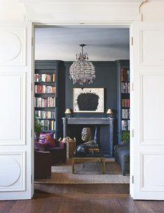 This room makes me happy :) Sneak Peek of Aerin Lauder's Book: Beauty at Home -- One Kings Lane