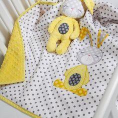 #babyset #set_pre_babatko#cuddle @shannonfabrics @sashe_sk #dots #bodky #bunny #zajacik #babyblanket #blanket #deka #prikryvka #babycrib #aplikacia #appliqué #bunnyplushie #handmadetoy