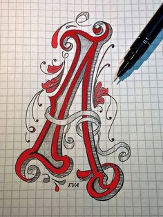 My A for Alabama Crimson Tide...#RTR4Eva