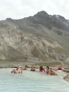 Hot Springs Chile