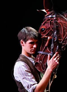 AHHH!! Dying to go see Warhorse...March 9th hurry it up!