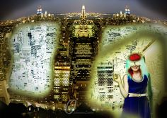 johanna Louvet 845 (Tous droits réservés).Photos de New york 2012.