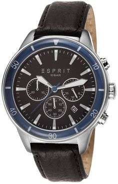Esprit For Men (Analog, Casual Watch) Casual Watches, Watches For Men, Casio, Omega Watch, Brand Names, Egypt, Latest Fashion, Quartz, Band