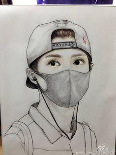 Luhan sketch...