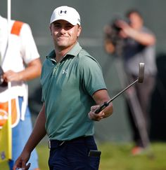 9a79d92920a5 Sizzling Spieth wins Deere in playoff Jordan Spieth Golf