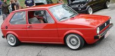 Volkswagen Golf Mk1, Vw Mk1, Vw Rabbit Pickup, Mk 1, Golf 1, Dream Garage, Gadgets, Beautiful, Autos