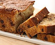 Awesome Banana nut bread - toast the nuts first and add toasted almonds - YUM!!
