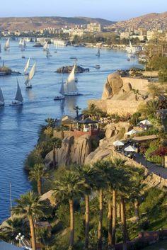Egitto,Il fiume Nilo