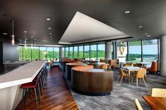 Porsche opens restaurant at its Atlanta Experience Center (SLIDESHOW) - Atlanta Business Chronicle