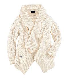 4bd4e352c07a Ralph Lauren Childrenswear 716 WoolBlend LongSleeve Wrap Sweater  Dillards Ralph  Lauren Kids