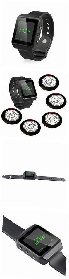 Pagers: Wireless Service Calling System,For Bank Restaurant Hotel,Call Waiter,New -> BUY IT NOW ONLY: $211.49 on eBay!