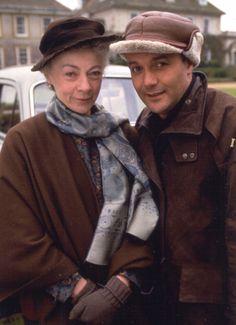 One of my favorite British comedies! Mulberry - Miss Farnaby (Geraldine McEwan) & Mulberry (Karl Howman)