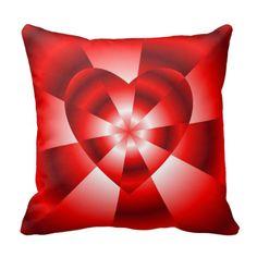 #Love in Disguise - #Red #Radiance Throw Pillow...#pillows #homedecor #throwpillows #interiordecorating #interiordecoration #interiordesign #livingroom #bedroom #den #RoseSantuciSofranko #Artists4God  #Artist4God   #home #accessories #decor #lumbarpillows #custom #customizable #Zazzle #hearts #WeddingGifts #AnniversaryGifts #StValentinesDay