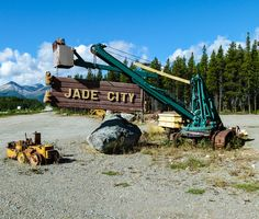 Jade City makes a fun stop on the Cassiar Highway in northern British Columbia. You'll want to add this to your Alaska Highway road trip plans.