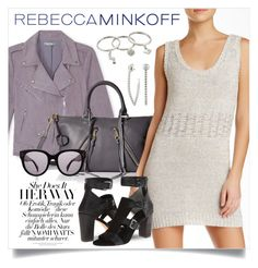 """""""Rebecca Minkoff #SeeBuyWear"""" by boxthoughts ❤ liked on Polyvore featuring Rebecca Minkoff, CÉLINE, women's clothing, women, female, woman, misses, juniors, contestentry and seebuywear"""