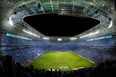 Arena Gremio, Brazil