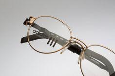 Adidas A702 / Vintage eyeglasses / NOS / 90s by CarettaVintage