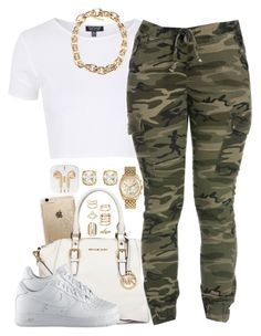 Designer Clothes, Shoes & Bags for Women Bad Girl Outfits, Swag Outfits For Girls, Teenage Girl Outfits, Cute Swag Outfits, Cute Comfy Outfits, Girls Fashion Clothes, Teenager Outfits, Teen Fashion Outfits, Retro Outfits