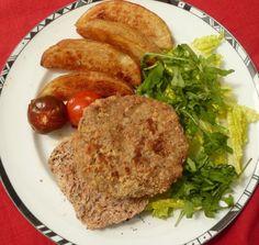 A very tasty recipe for gluten free nut burgers that is high in nutrients, good for anyone with high cholesterol and reduces your risk of developing diabetes. Includes nutritional information.