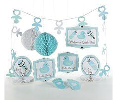 Baby Boy Decorating Kit