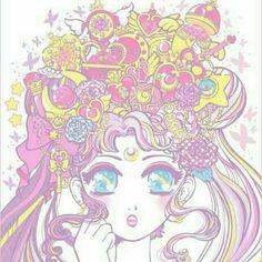Bishoujo Senshi Sailor moon/Minha Diva!