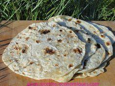 Pâte à wraps ou tortillas
