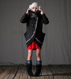 woolen coat R8
