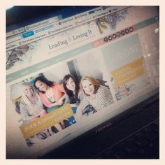 Attention Pastors Wives & Women in Ministry: Check out the NEW #LeadingAndLovingIt website full of resources, encouraging posts, event ideas, retreat info, online conference info and so much more: www.leadingandlovingit.com