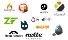 php frameworks - web development