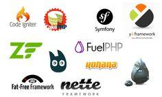 php frameworks - web development