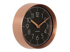 Present Time - Wall clock Convex