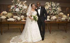 Bride Style #fernandasouza #thiaguinho #casamento #celebridades #famosos