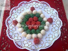 ΧΡΙΣΤΟΥΓΕΝΝΙΑΤΙΚΑ ΦΟΝΤΑΝ ΜΕ ΖΑΧΑΡΟΥΧΟ & ΙΝΔΟΚΑΡΥΔΟ – Koykoycook Raspberry, Fruit, Food, Essen, Raspberries, Yemek, Meals