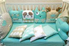 бортики-домики в кроватку для новорожденных своими руками выкройки: 14 тыс изображений найдено в Яндекс.Картинках