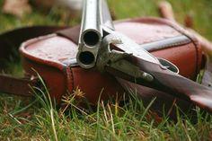 Side by side. Shotguns, Firearms, Revolver Rifle, Shooting Accessories, Double Barrel, Bullets, Barrels, Rifles, Bushcraft