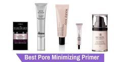 Best Pore Minimizing Primer Of 2019 - Make Up By Chelsea Makeup Primer, Eye Makeup Tips, Best Primer, Primers, Revlon, Loreal, Chelsea, Make Up, Tutorials