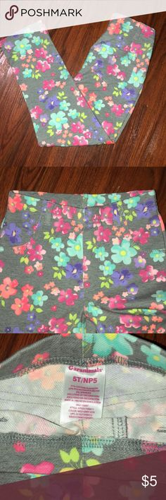 Little Girls Pants Size 5T. Bottoms Leggings