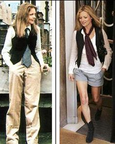 Cinema Connection--We're All Tied Up Over Diane Keaton in ANNIE HALL for Fall | GlamAmor
