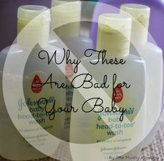 Why Johnson and Johnson's products are baby for your baby...