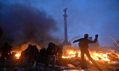 Moscow blames radicals for deadly clashes in Ukraine, EU leaders ponder sanctions against government Blame, Moscow, Ukraine, Europe, Military, World, Concert, Wednesday, Bouldering