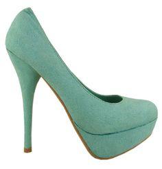 mint high heel