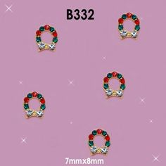 Pug I Love  Dog Breed Nail Decals  WaterSlide Nail Art Decals  Highest Quality Made in USA *** You can find more details by visiting the image link.