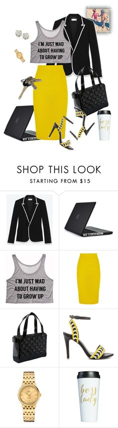 """""""Looking back"""" by swimsmommy ❤ liked on Polyvore featuring Yves Saint Laurent, Speck, J.Crew, ALDO, Avon, OMEGA and Auriya"""
