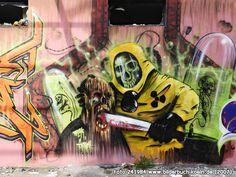 GraffitiDome18, Alsdorfer Str., 50933 Köln - Braunsfeld (2007)