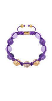 CZ Diamonds Lilac & Amethyst Lavender