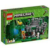LEGO Minecraft 21132 The Jungle Temple at John Lewis