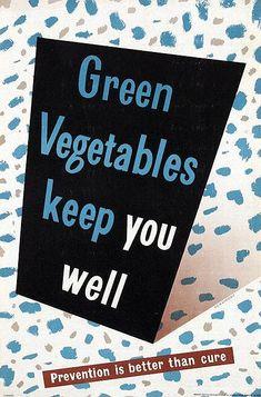 Leonard Beaumont - Green vegetables
