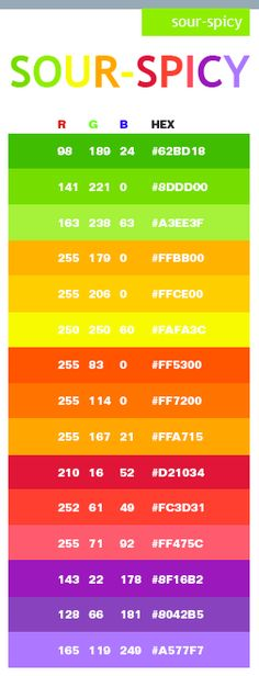 1000 Images About Rgb Codes On Pinterest Rgb Color