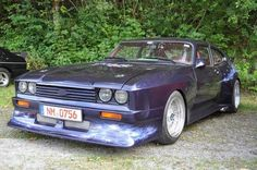 Ford capri Ford Capri, Ford Sierra, Ford Classic Cars, Old Fords, Ford Escort, Ford Focus, Car Stuff, Cars And Motorcycles, Luxury Cars